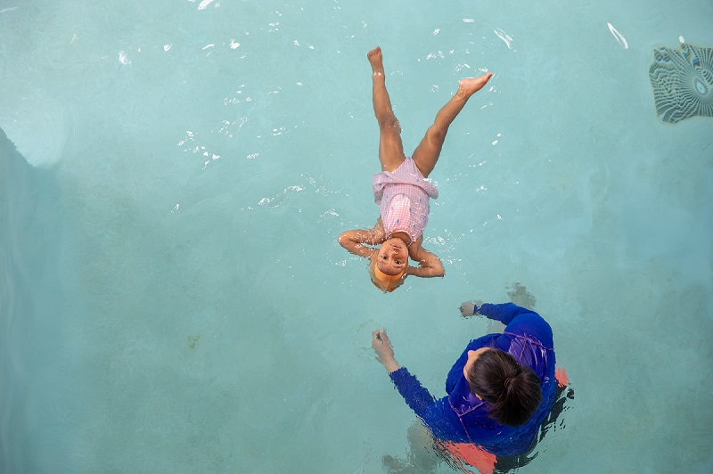 Swim classes santa monica