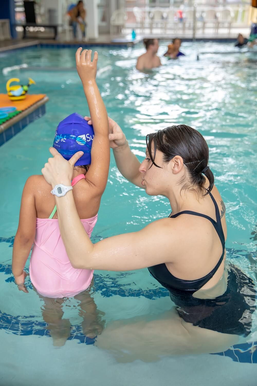 Swim Classes in Los Angeles
